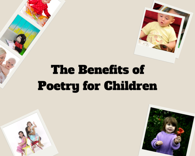 Benefits of Poetry for Children