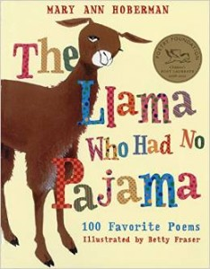The Llama Who Had No Pajama