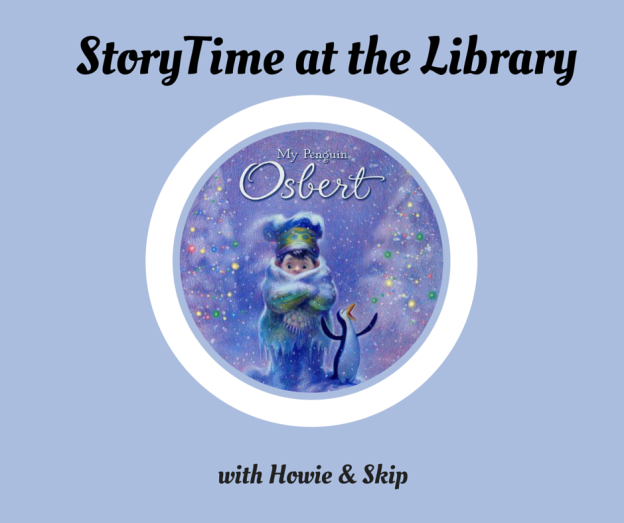 My Penguin Osbert StoryTime